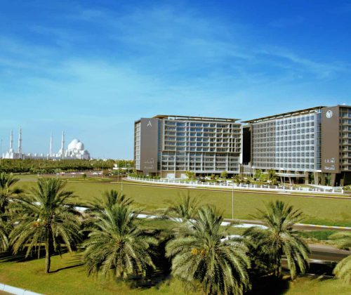 Park Rotana Hotel Abu Dhabi